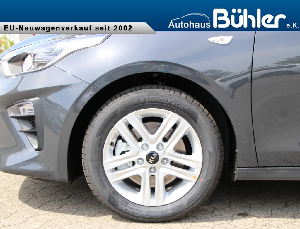Kia Ceed Sportswagon 1.5 T-GDI Edition 7 - pentametal metallic