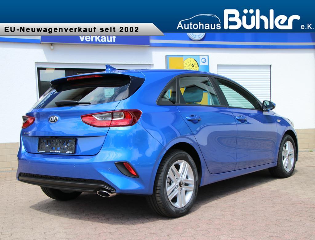 Kia Ceed 1.5 T-GDI Edition 7 - blueflame metallic