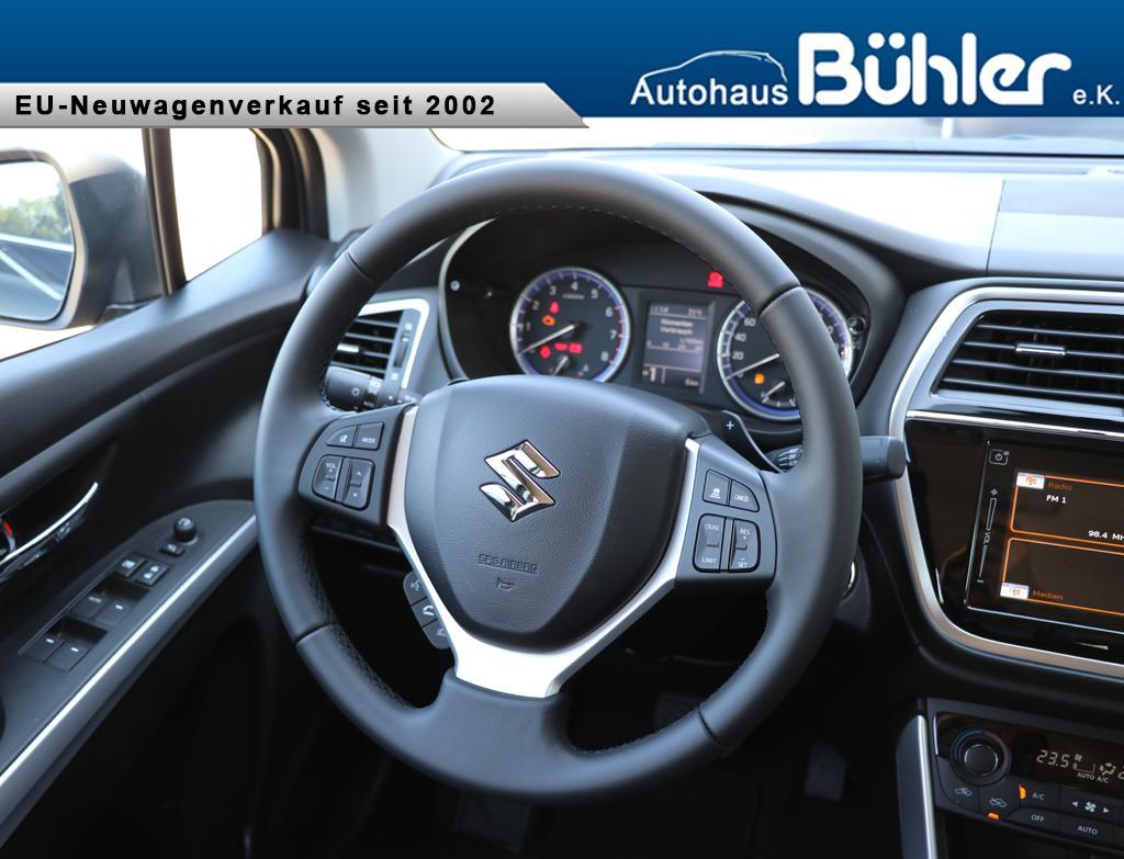Suzuki SX4 S-Cross 1.4 Hybrid Automatik Comfort - Cosmic Black Pearl Metallic