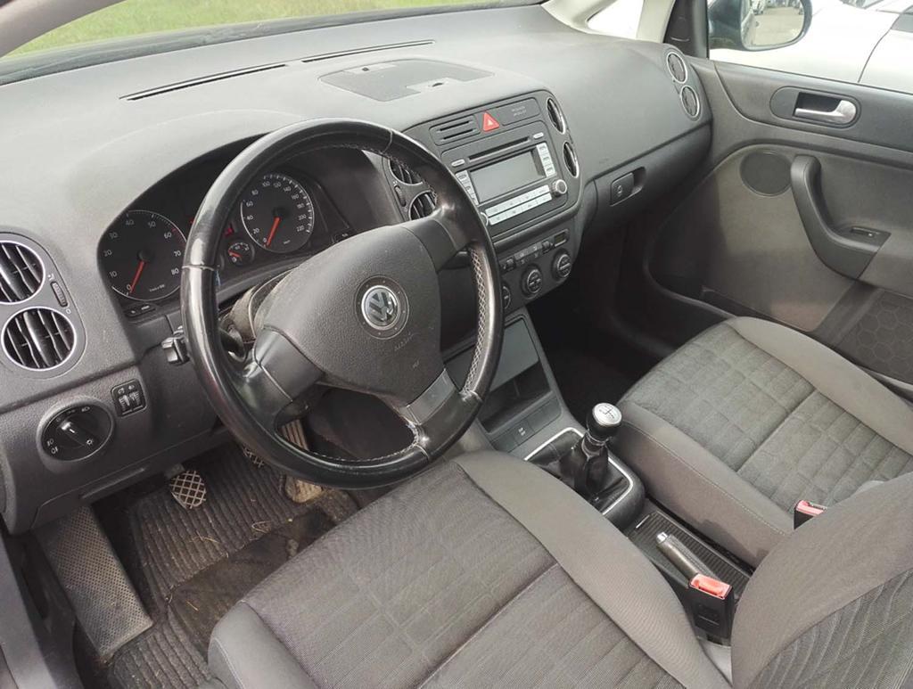 VW Golf Plus Export