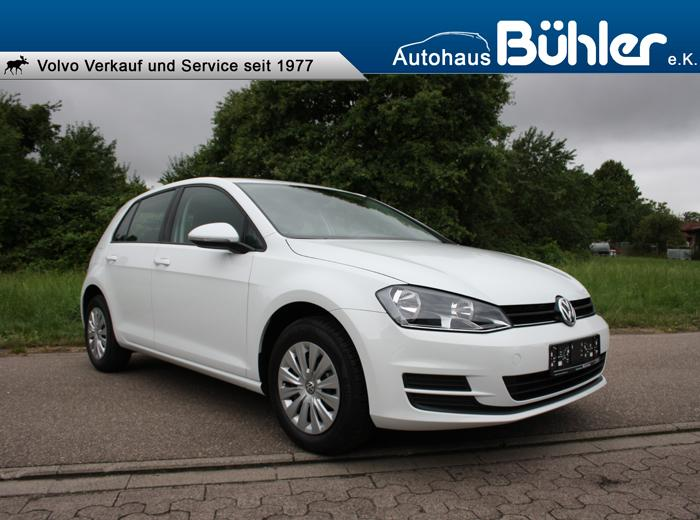 VW Golf 1.2TSI Trendline pure white