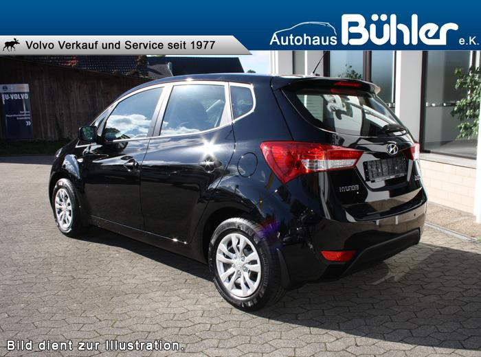 Hyundai ix20 Trend phantom-black