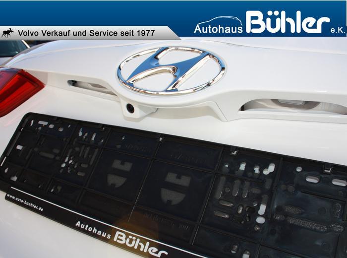 Hyundai ix20 1.6 Automatik Premium Facelift polar-white