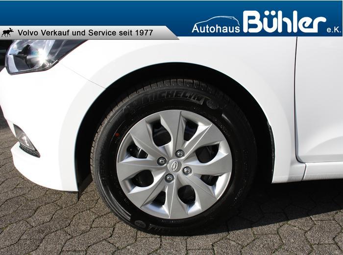 Hyundai i20 1.1CRDi Classic - polar white