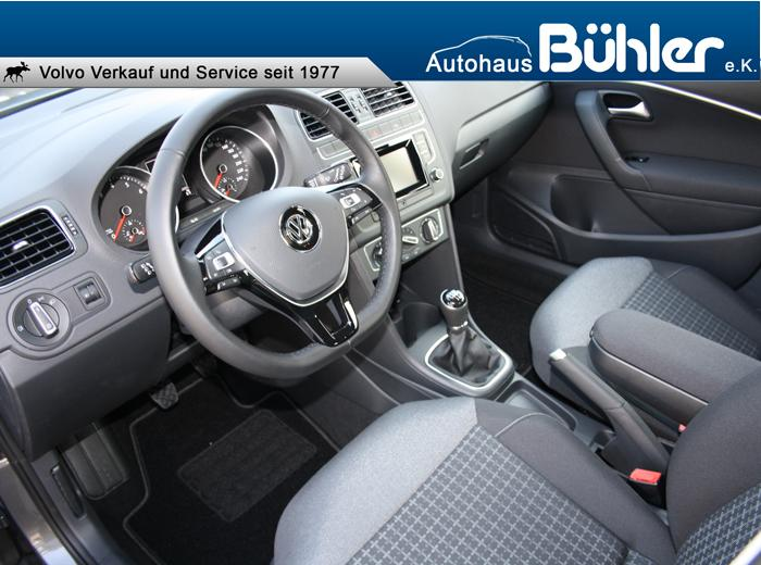VW Polo 1.2TSI Comfortline pepper grey metallic