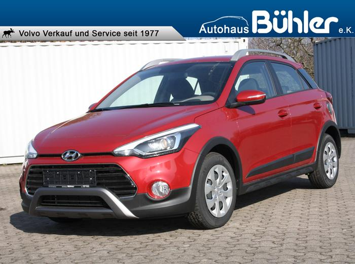 Hyundai i20 1.0 T-GDI Trend - passion red