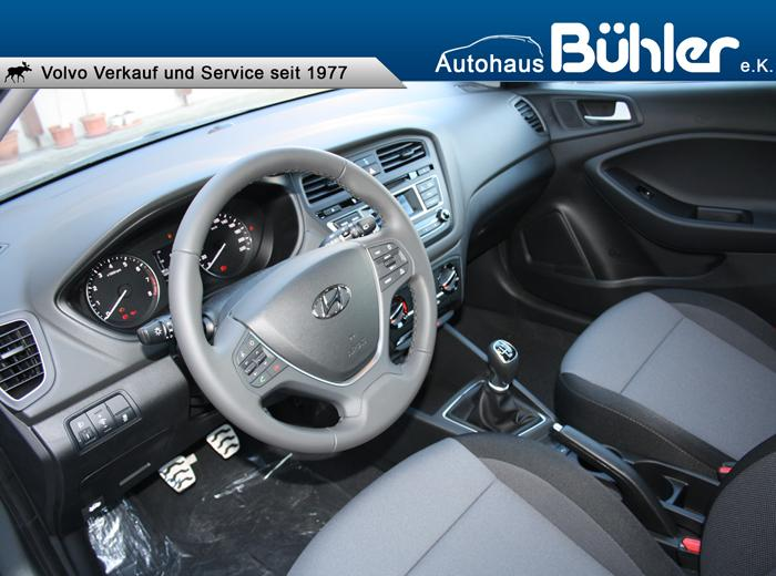 Hyundai i20 Active 1.0 T-GDI Trend - star dust