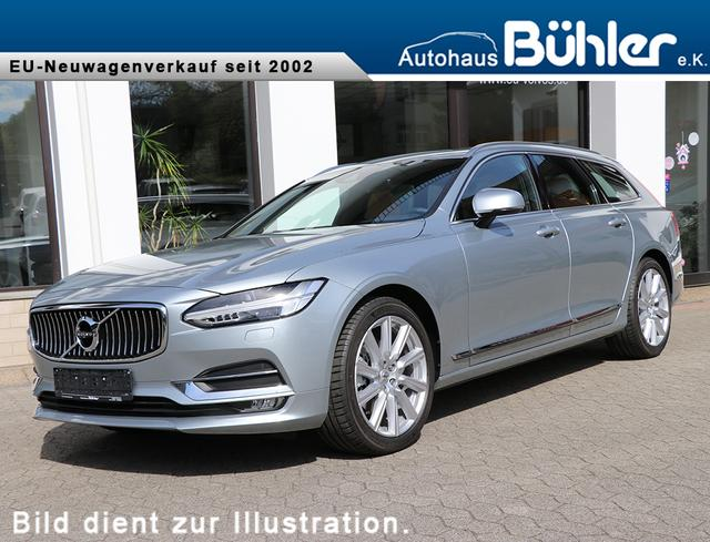 Volvo V90 2018 - Kinetic D4 Geartronic EU-Wunschbestellung