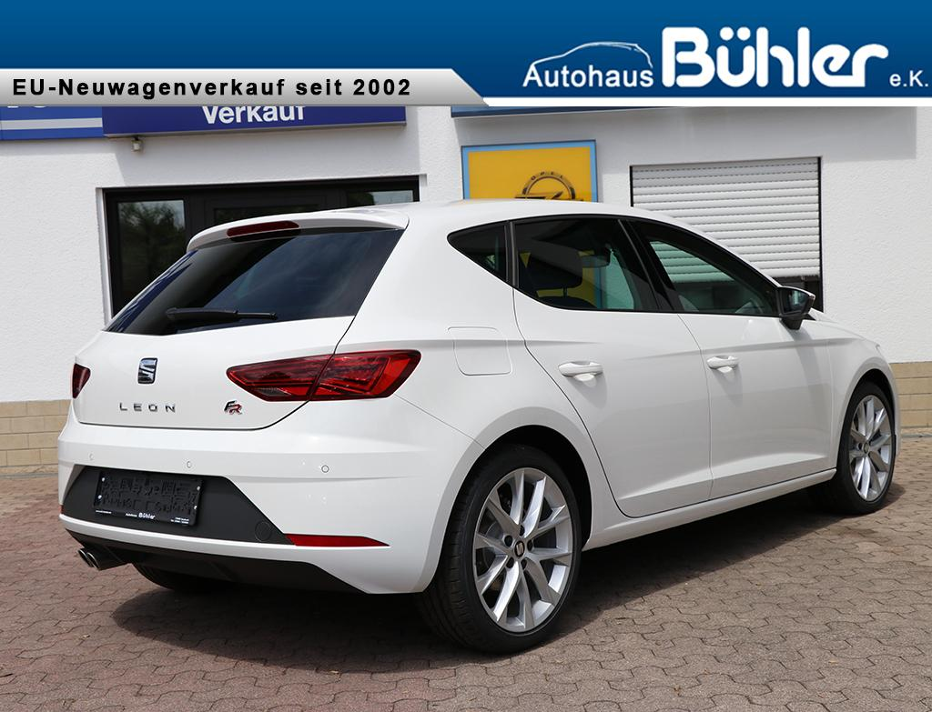 seat leon mj2019 fr my19 1 5 tsi euro 6d temp navigation. Black Bedroom Furniture Sets. Home Design Ideas