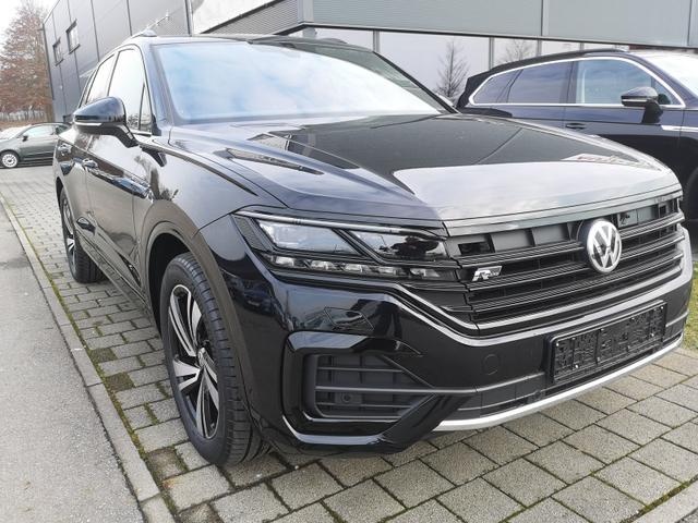 Volkswagen Touareg - R-Style Neues Modell 3.0TDI DSG 4x4 -Navi-AHK 6 d-Temp