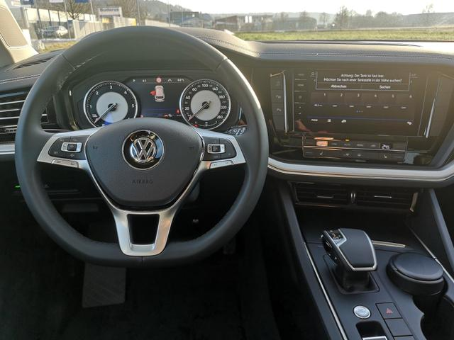 Volkswagen Touareg Elegance Neues Modell 3.0TDI DSG 4x4 -Navi-AHK 6 d-Temp