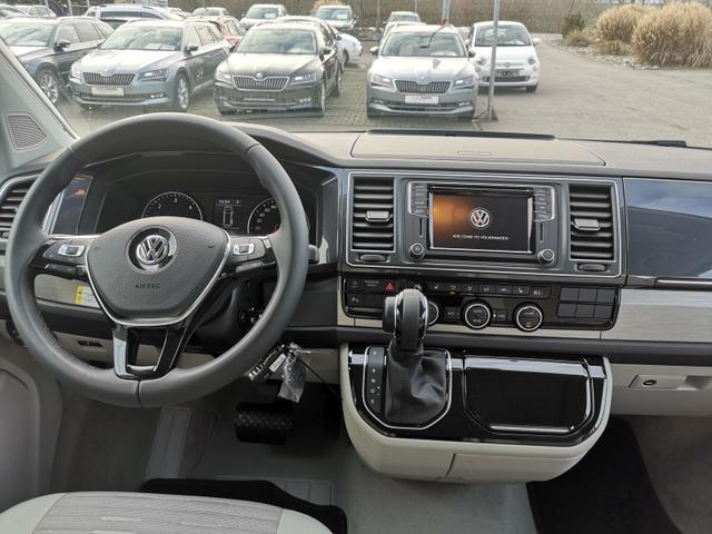 Volkswagen T6 California Ocean 2,0 TDI 146KW / 199PS DSG