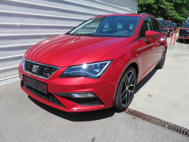 Seat Leon - 2.0 TSI FR 140KW / 190PS DSG Panorma-LED-NAVI-Active Info
