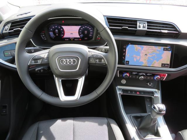 Audi Q3 35 TFSI Navi. LED, Sitzh.,