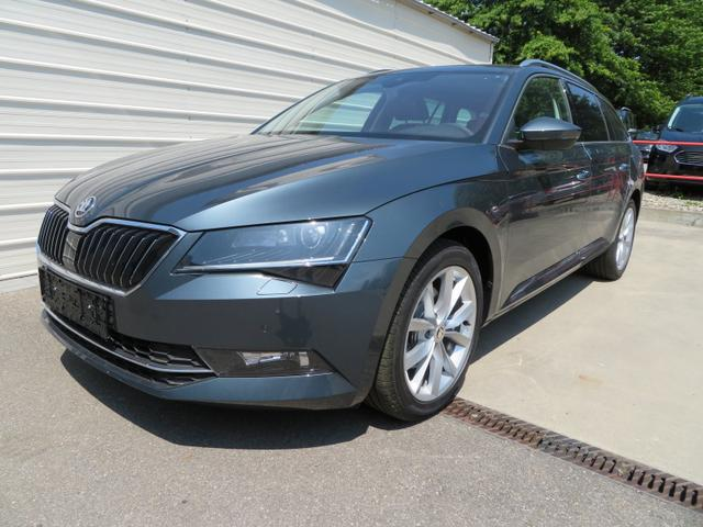 Skoda Superb Combi Style 1,5 TSI DSG 110KW / 150PS