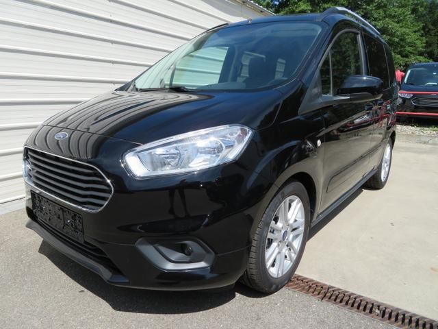 Ford Tourneo Courier - Titanium 1,0 Ecoboost 74KW / 100 PS