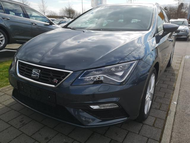Seat Leon - 1,5 TSI FR 110KW / 150PS DSG Panorma-LED-NAVI-Active Info