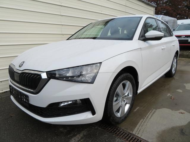 Skoda Scala - Ambition 1,0 TSI Tempomat, Front Assist