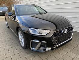 A4 allroad quattro - S Line 40 TFSI S-Tronic 140 KW / 190PS