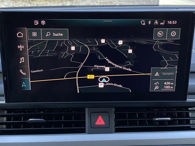 Audi A4 allroad quattro S Line 40 TFSI S-Tronic 140 KW / 190PS