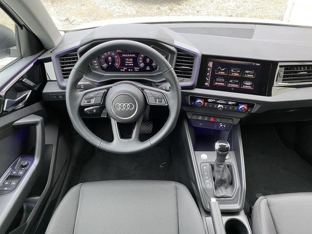 Audi A1 30 TFSI S tronic - LED SHZ PDC
