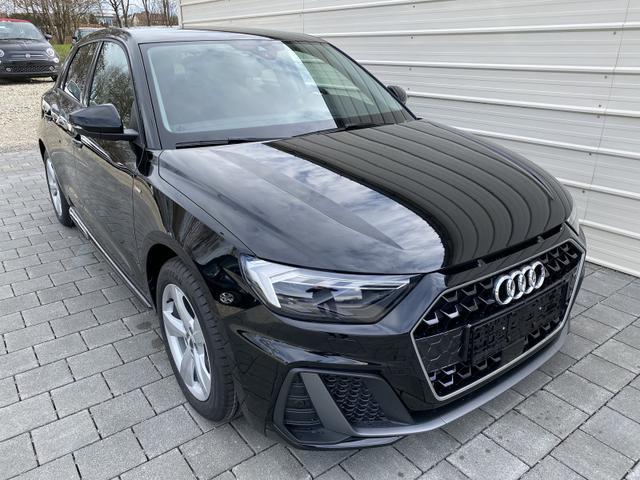 Audi A1 - A1Sportback S line 30 TFSI - LED Klimatronic PDC