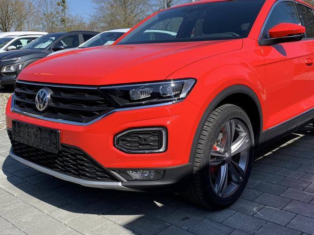 Volkswagen T-Roc - Advance 1,5TSI 110KW/150PS