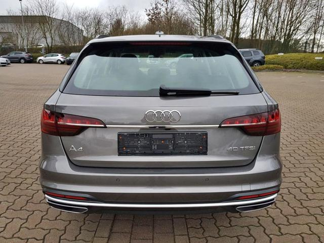 Audi A4 Avant Advanced 40TFSI S tronic 140KW/190PS-NAVI-LED-KAMERA
