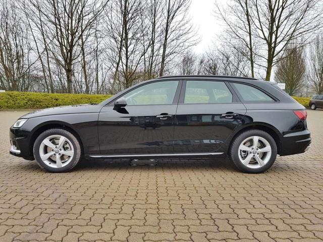 Audi A4 Avant    Advanced 40TFSI S tronic 140KW/190PS-NAVI-LED-KAMERA