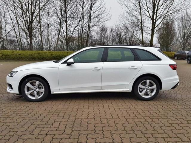 Audi A4 Avant    Advanced 35TDI S tronic 120KW/163PS-MJ2020-LED-SHZ-PDC