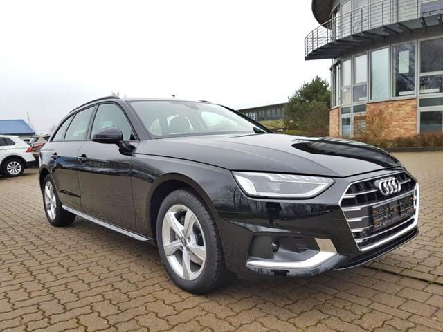 Audi A4 Avant Advanced 40TFSI S tronic 140KW/190PS-MJ2020-LED-SHZ-PDC