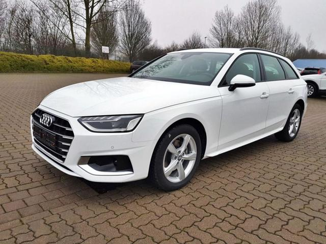 Audi A4 Avant      Advanced 40TFSI S tronic 140KW/190PS-MJ2020-LED-SHZ-PDC