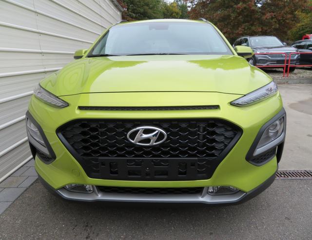 Hyundai Kona    Premium 1,0 T-GDI 88KW / 120PS