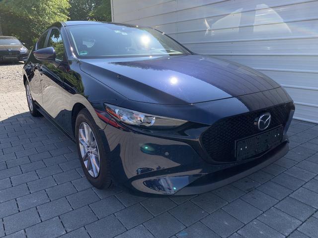 Mazda Mazda3 5-Türer    3 SKYACTIV-G 2.0 M-Hybrid SELECTION 90KW / 122PS