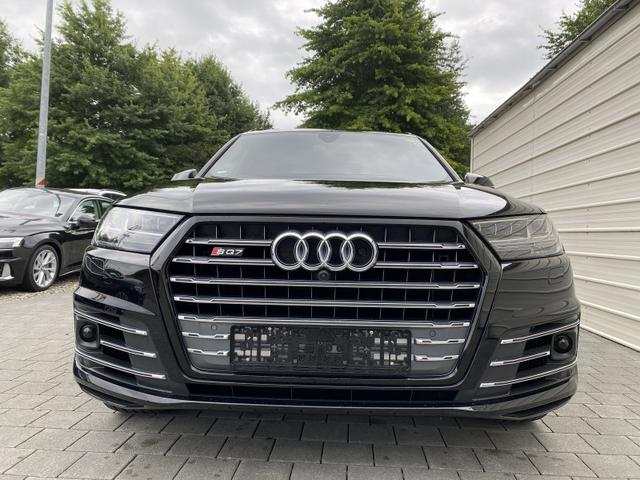 Audi SQ7 - 4.0 TDI quattro *TOP*STHZ*MATRIX*