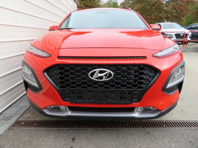 Gebrauchtfahrzeug Hyundai Kona - Premium 1,0 T-GDI 88KW / 120PS