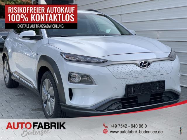 Hyundai Kona - Elektro Premium *Leder*PanoDach*