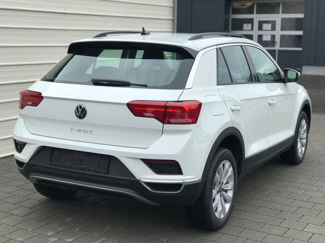 Volkswagen T-Roc Style 1,5 TSI 110KW / 150PS DSG