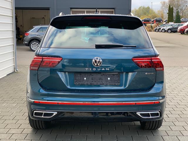 Volkswagen Tiguan R-Line 4motion Neues Modell