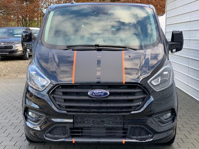 Lagerfahrzeug Ford Transit Custom - Kombi Sport 2.0Eco Automatik