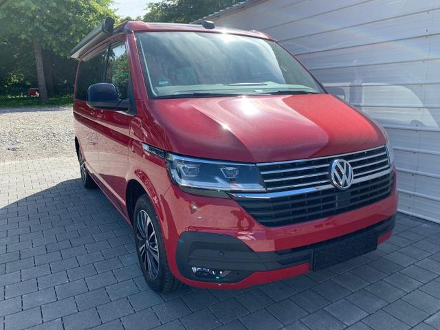 Volkswagen California 6.1 - T6.1 Beach Tour Edition