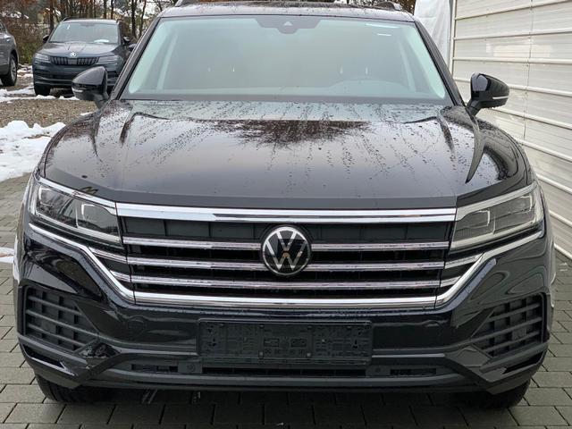 Volkswagen Touareg - Style V6 TDI Innovision AHK Kamera Vorlauffahrzeug