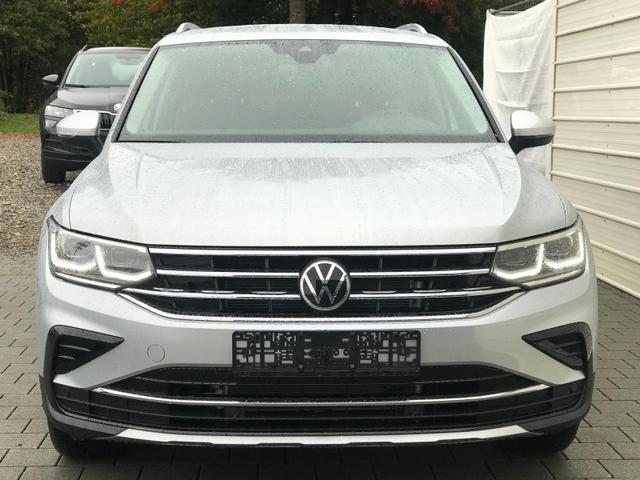 Volkswagen Tiguan - Neuer Elegance 2,0 TDI DSG 110KW / 150PS