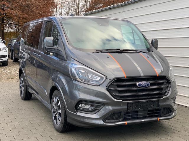 Ford Transit Custom - Kombi Sport 2.0Eco Automatik