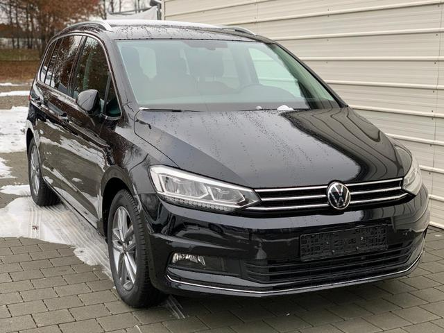 Volkswagen Touran - Highline 1.5TSI DSG *7-Sitze*Nav*LED