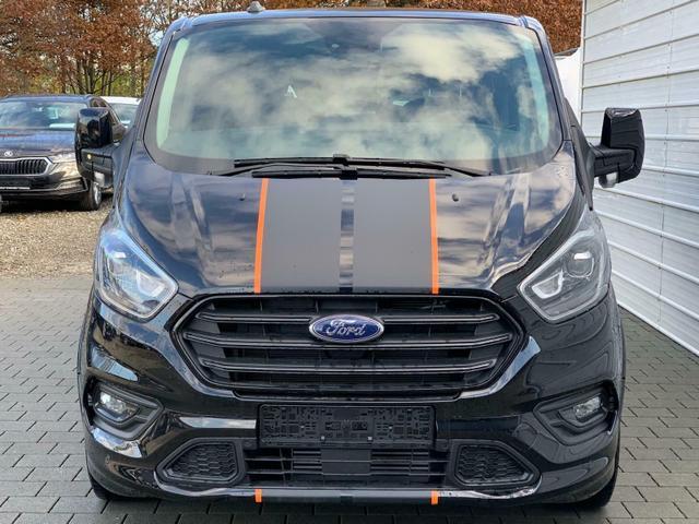 Lagerfahrzeug Ford Transit Custom - FordKombi Sport 2.0Eco Automatik