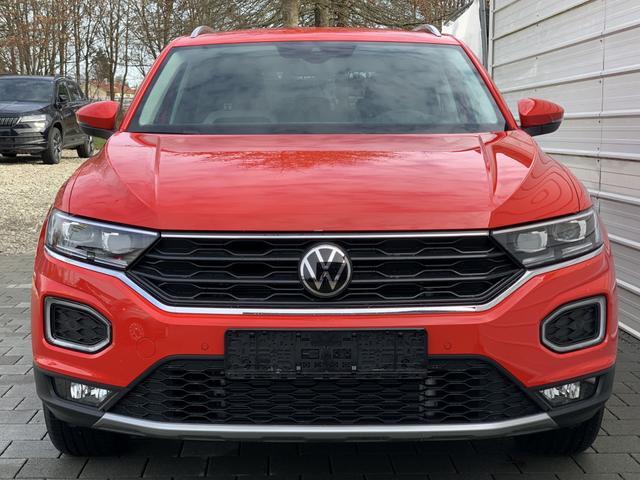 Volkswagen T-Roc - Sport 1.5 TSI DSG *LED*ACC*PDC*