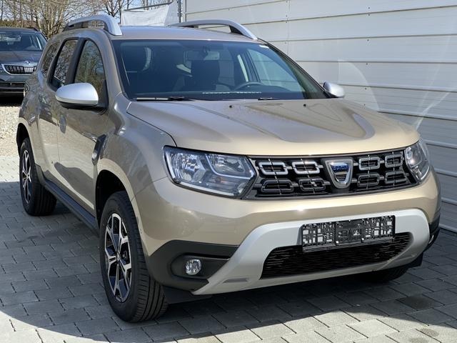Dacia Duster - Prestige TCe 2WD Sitzheizung