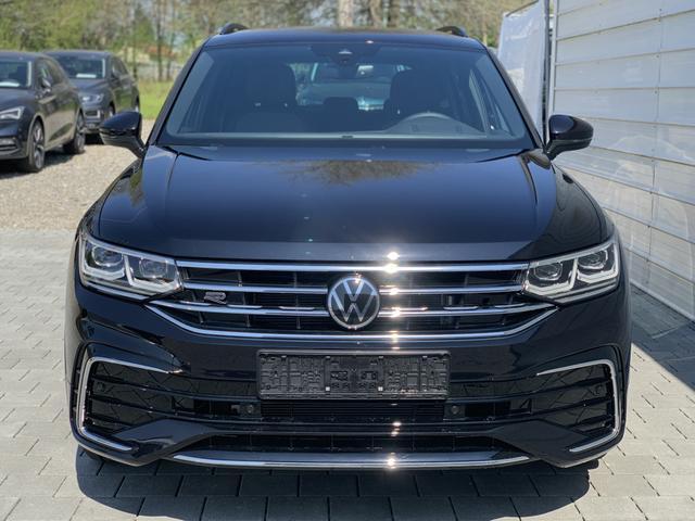 Volkswagen Tiguan - R-Line 1.5 TSI DSG*IQ-LED*Kamera*