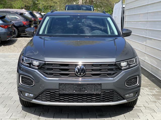 Volkswagen T-Roc - Style 1.5 TSI DSG *Navi*ACC*Kamera*LED*